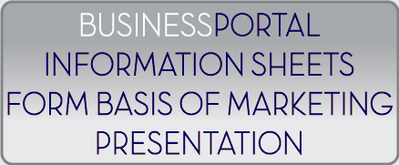 Use BusinessPortal-CN as the basis of the marketing presentations